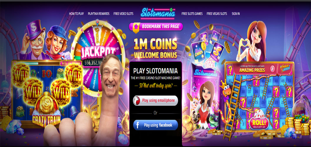 Our Slotomania Online Casino Review