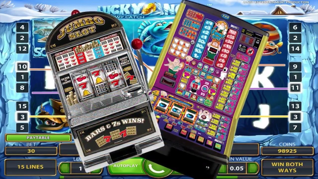5-Reel Slot Playtable Online Slots Tutorial