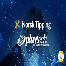 Playtech New Agreements to Supply Norsk Tipping