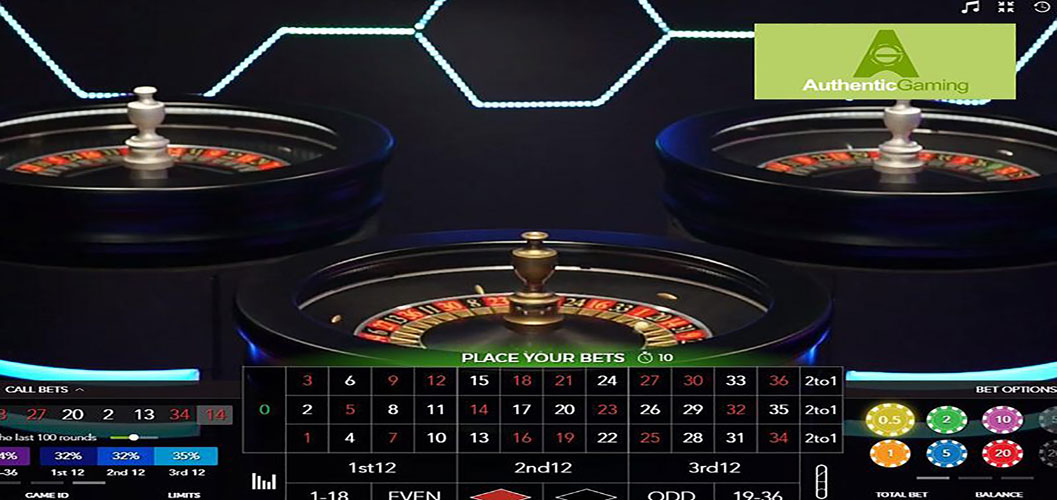Evolution Auto Roulette for Real Money Live Casino