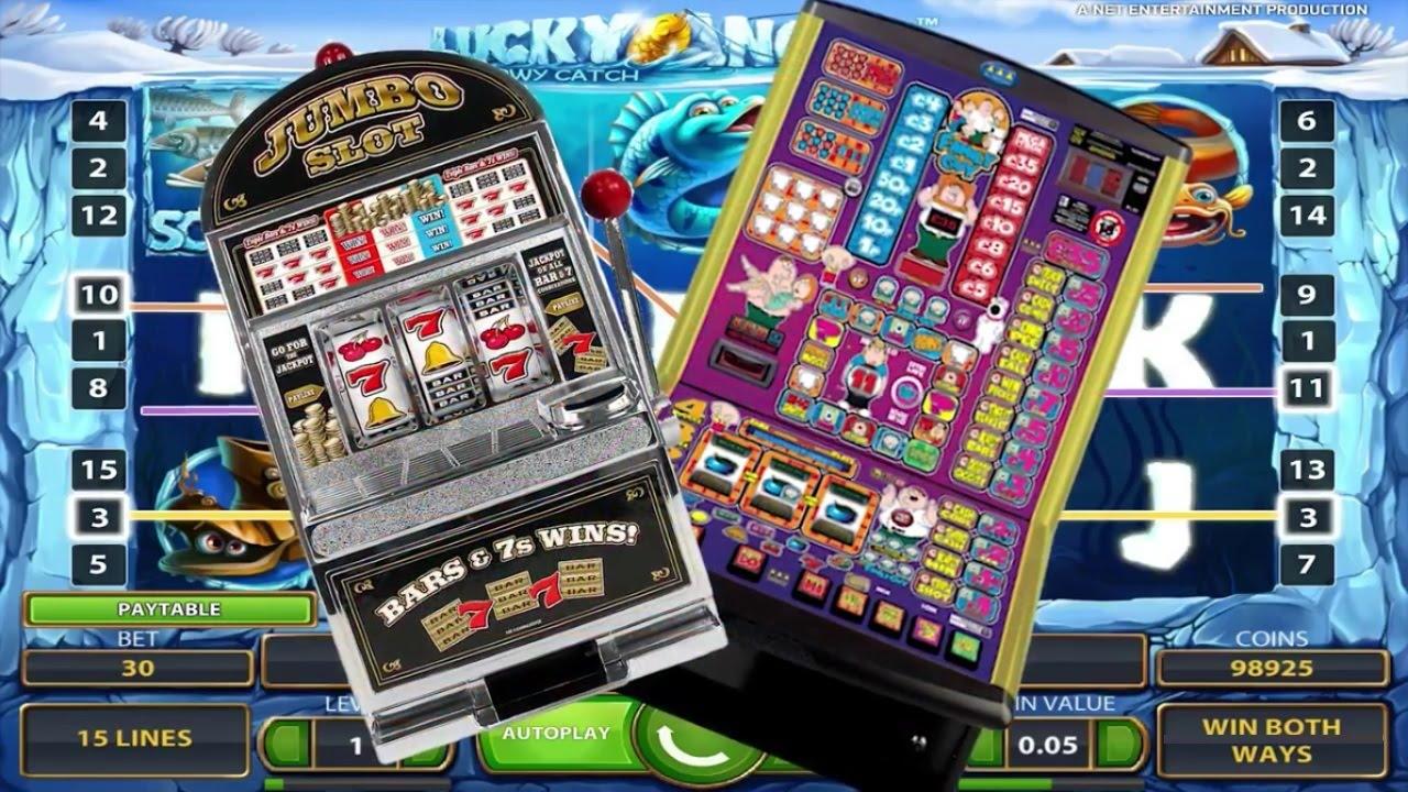 5-Reel Slot Playtable Online Slots Tutorial